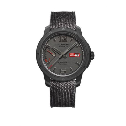 Chopard Watches - MILLE MIGLIA GTS POWER CONTROL GRIGIO SPECIALE - LIMITED EDITION | Manfredi Jewels