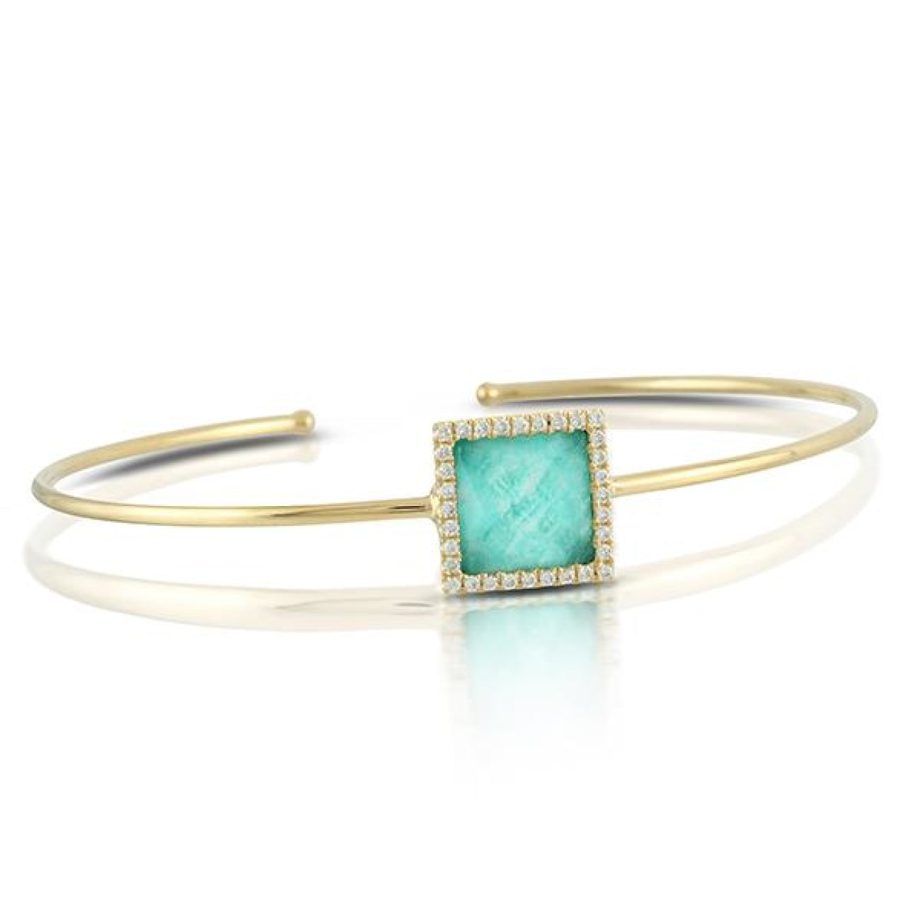 Doves Jewelry - Amazon Breeze Collection Bangle Bracelet | Manfredi Jewels