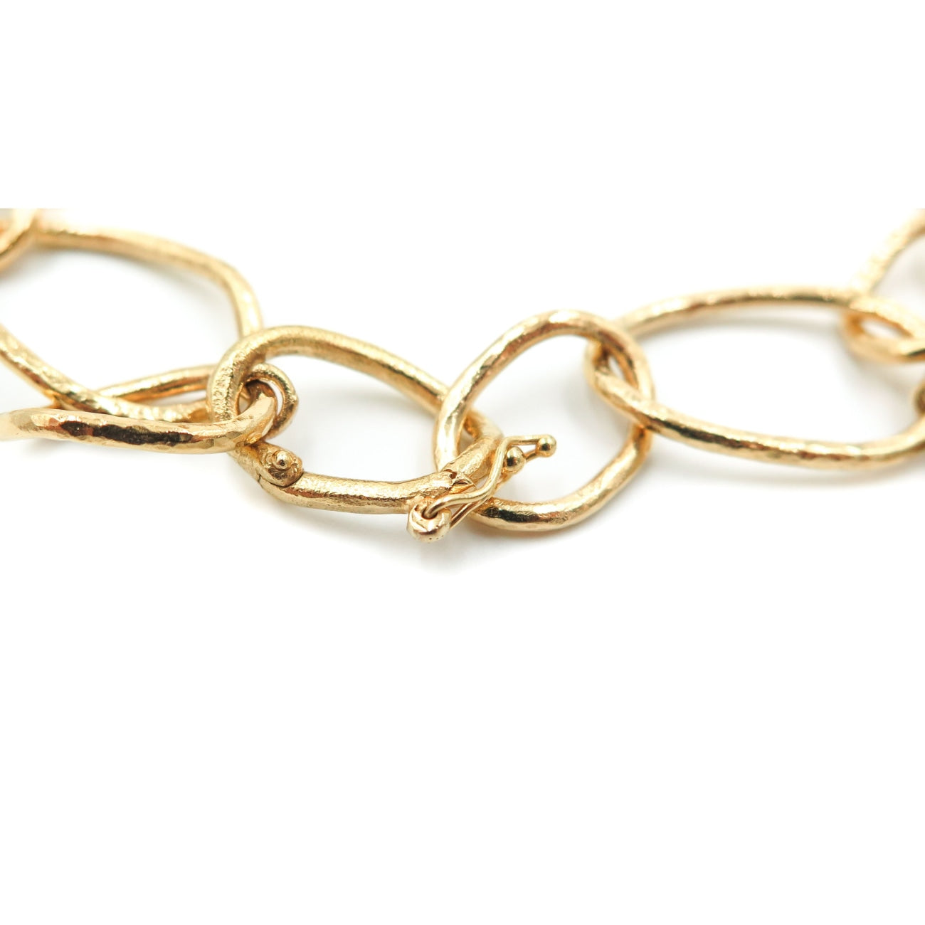 Estate Jewelry Estate Jewelry - Paola Ferro Infinity Yellow Gold Charm Bracelet by Paola Ferro | Manfredi Jewels