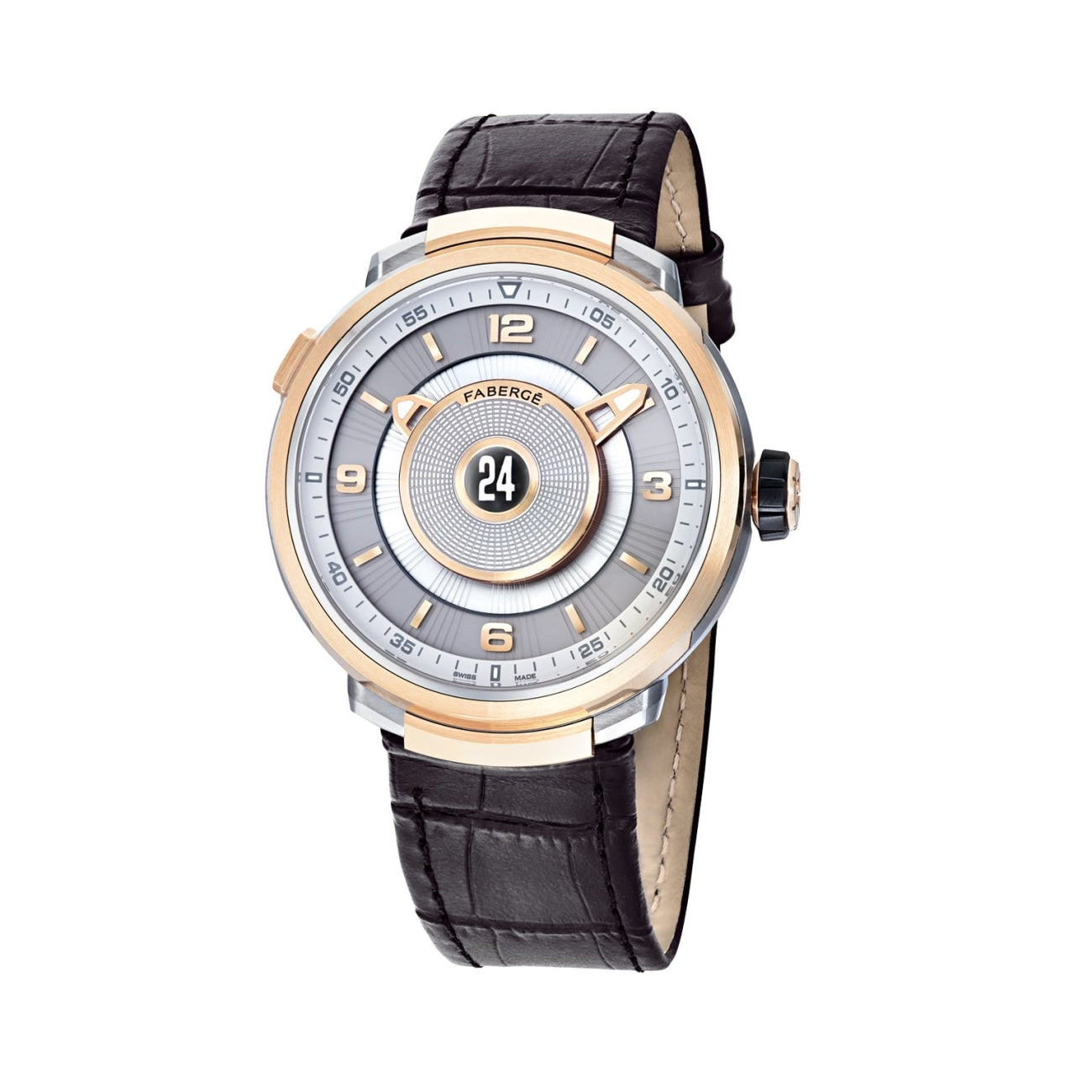 Fabergé Watches - VISIONNAIRE DTZ 18 KARAT ROSE GOLD | Manfredi Jewels