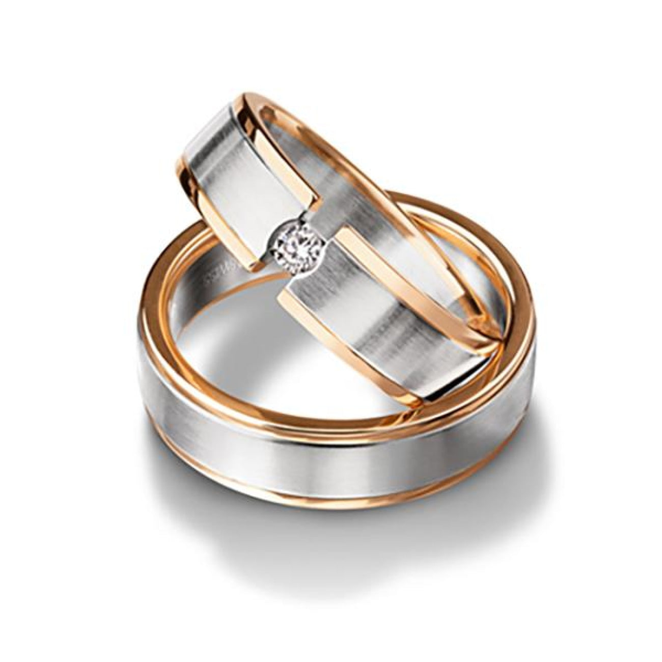 Furrer Jacot Engagement - 71-23110-B-0 | Manfredi Jewels