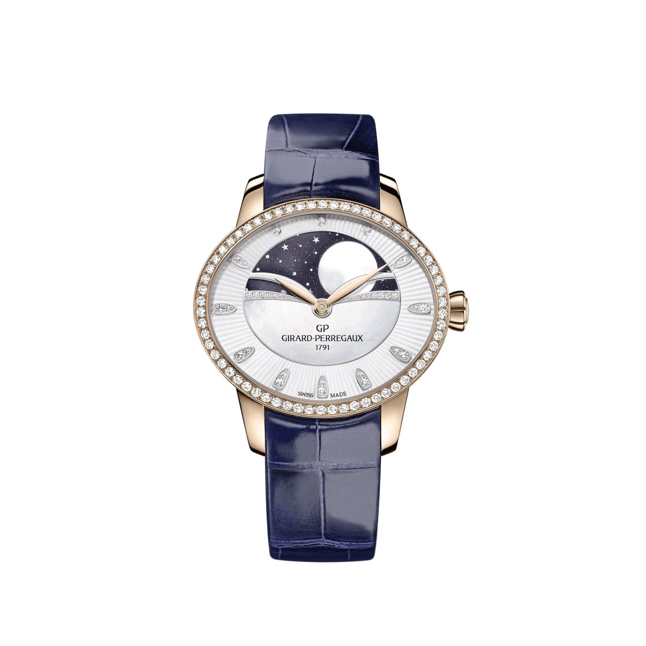 Girard-Perregaux Watches - CATS EYE CELESTIAL | Manfredi Jewels