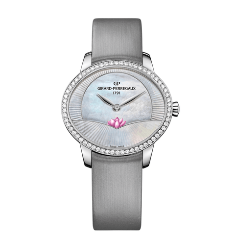 Girard Perregaux Watches - CATS EYE LOTUS | Manfredi Jewels