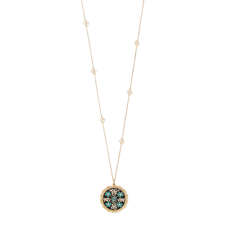 Gucci Jewelry - Icon Necklace in Yellow Gold | Manfredi Jewels