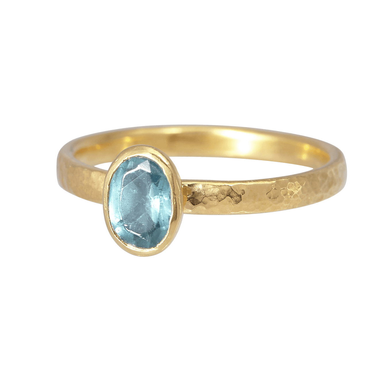 Gurhan Jewelry - Oval Apetite Stackable Ring | Manfredi Jewels