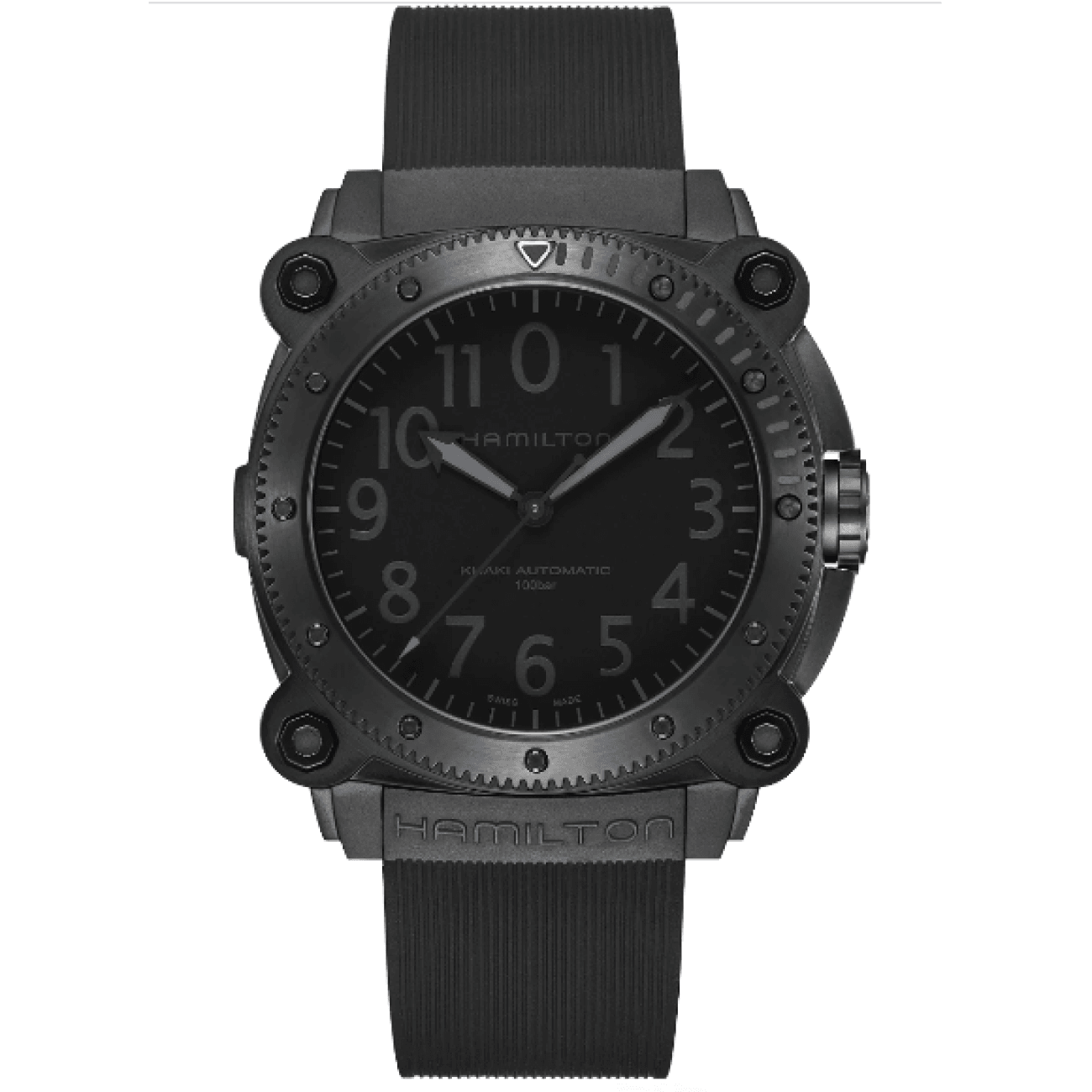 Hamilton Watches - Khaki Navy BeLOWZERO Auto - Limited Edition | Manfredi Jewels