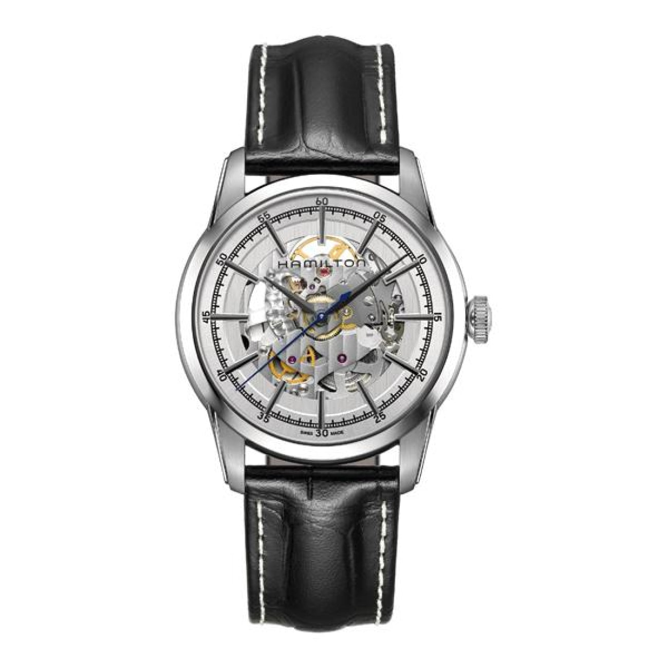 Hamilton Watches - RailRoad Skeleton | Manfredi Jewels