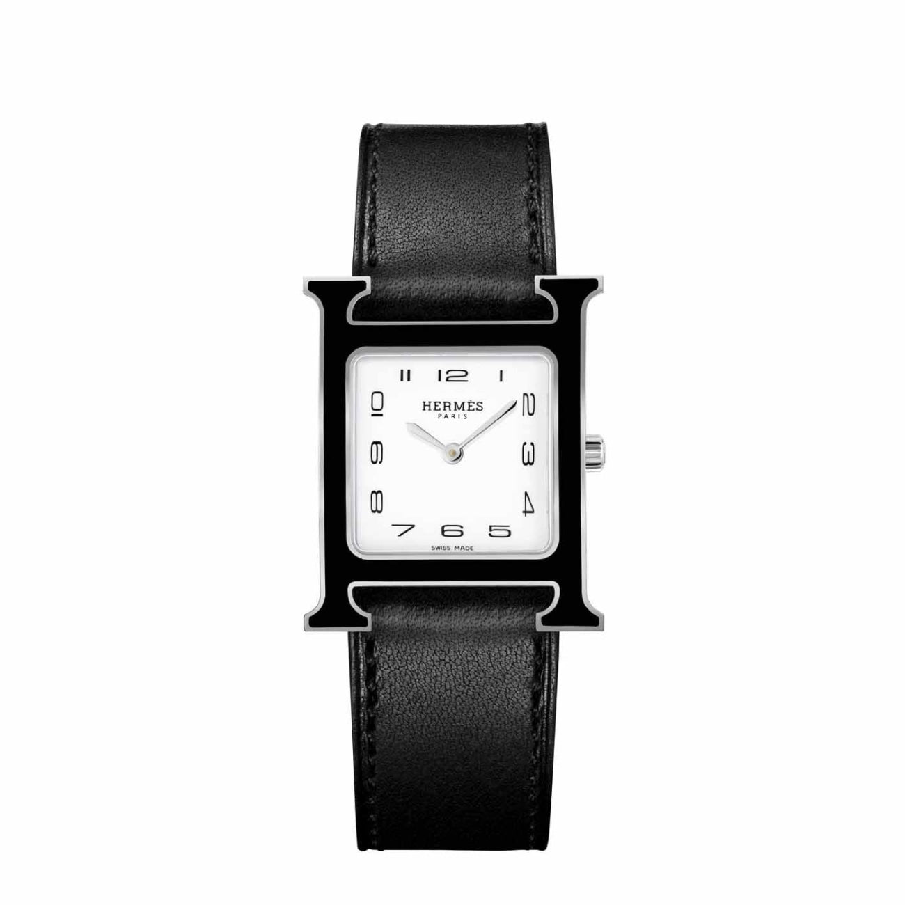 Hermès Watches - Heure H Watch 26 x 26 mm | Manfredi Jewels