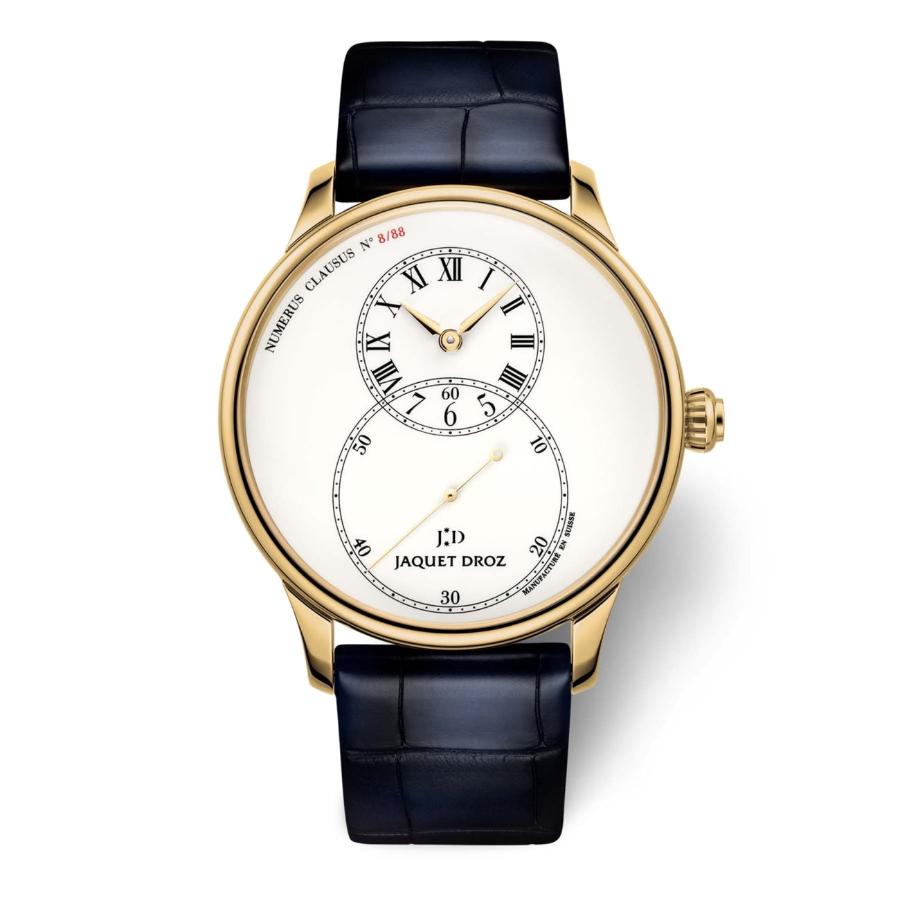 Jaquet Droz Watches - GRANDE SECONDE TRIBUTE | Manfredi Jewels