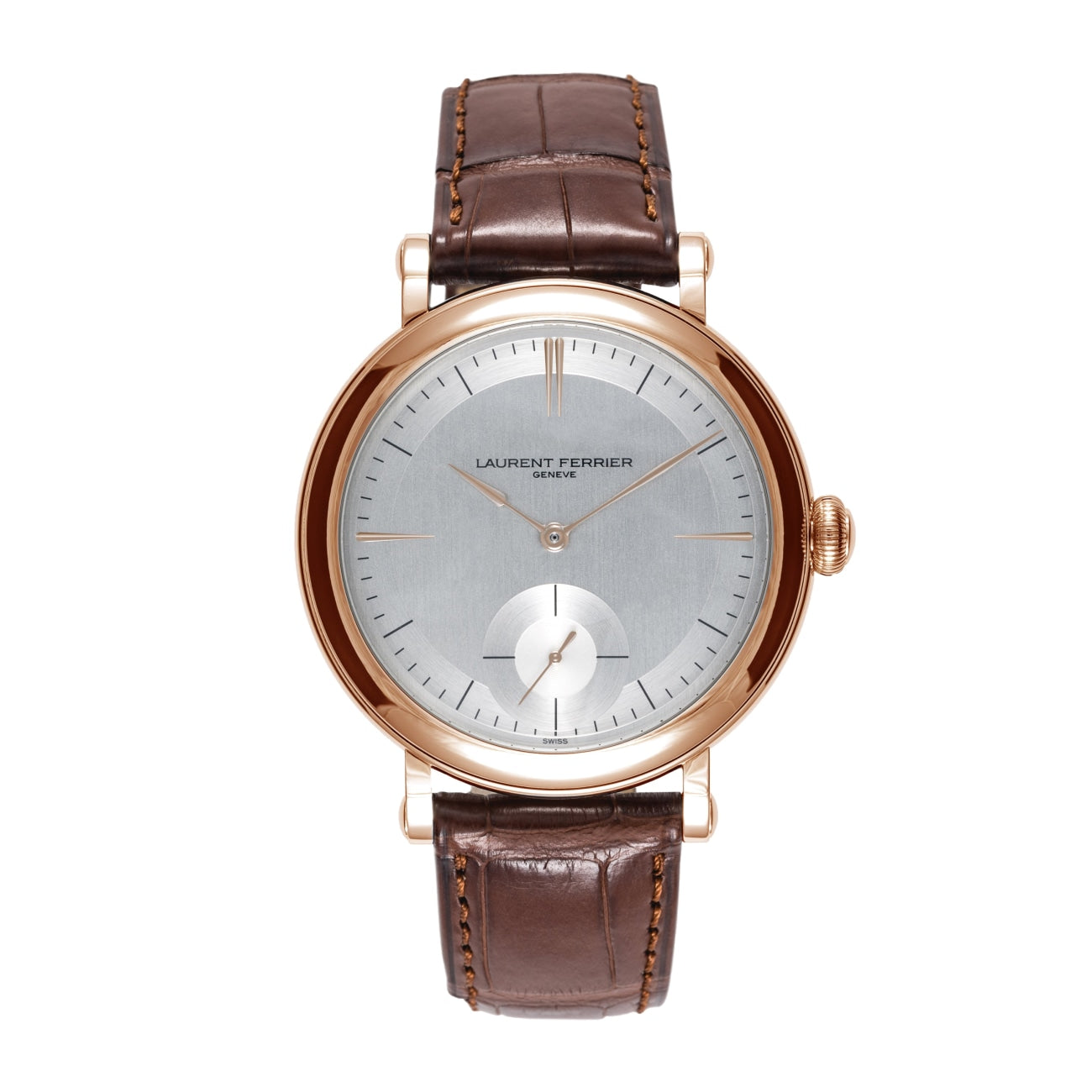 Laurent Ferrier Watches - Galet Micro-Rotor Montre Ecole | Manfredi Jewels