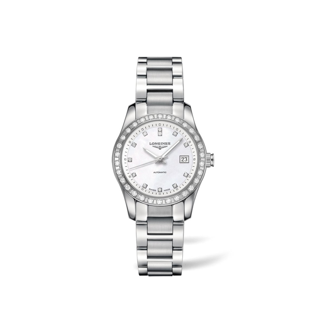 Longines Watches - Conquest Classic | Manfredi Jewels