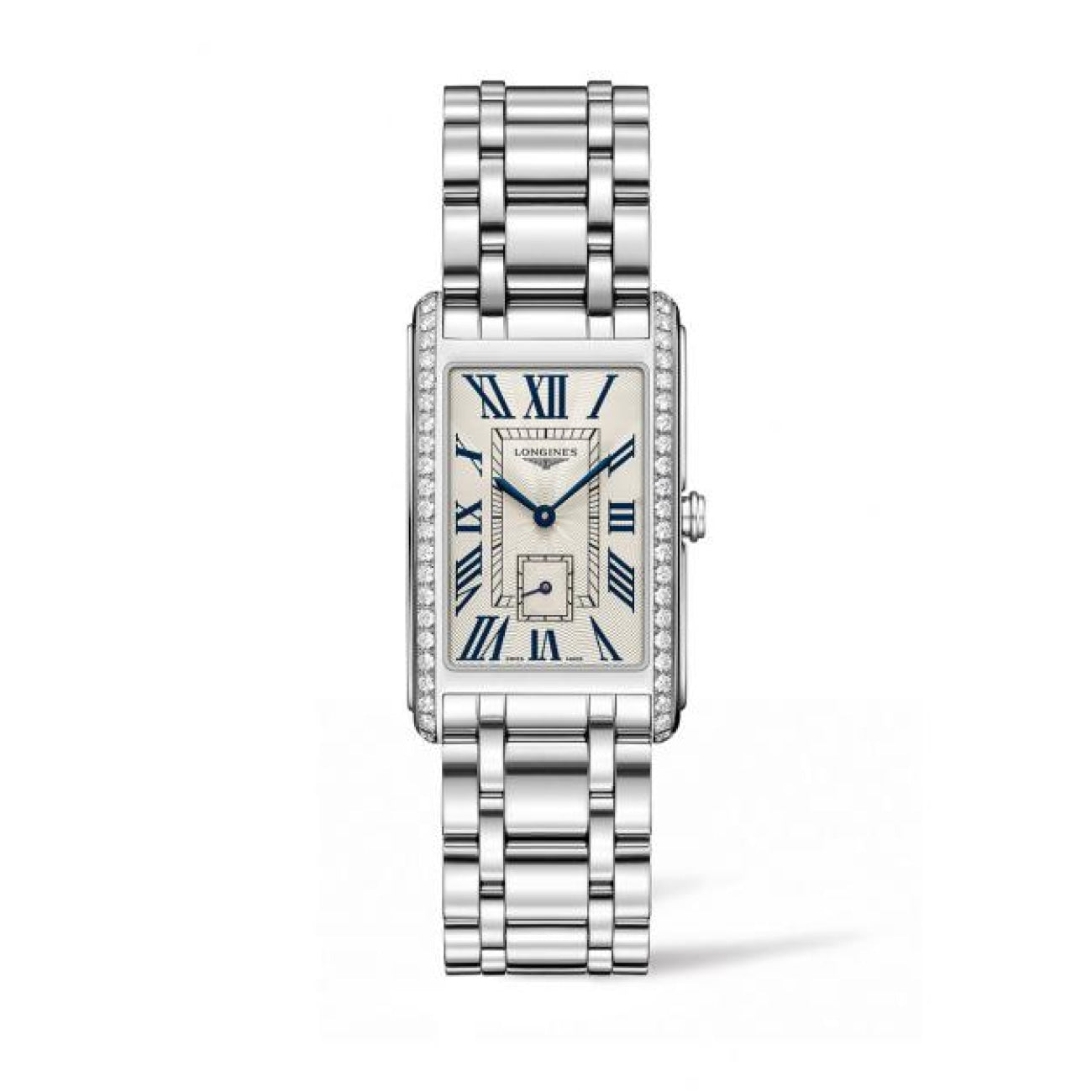 Longines Watches - Dolcevita 25Mm Stainless Steel | Manfredi Jewels