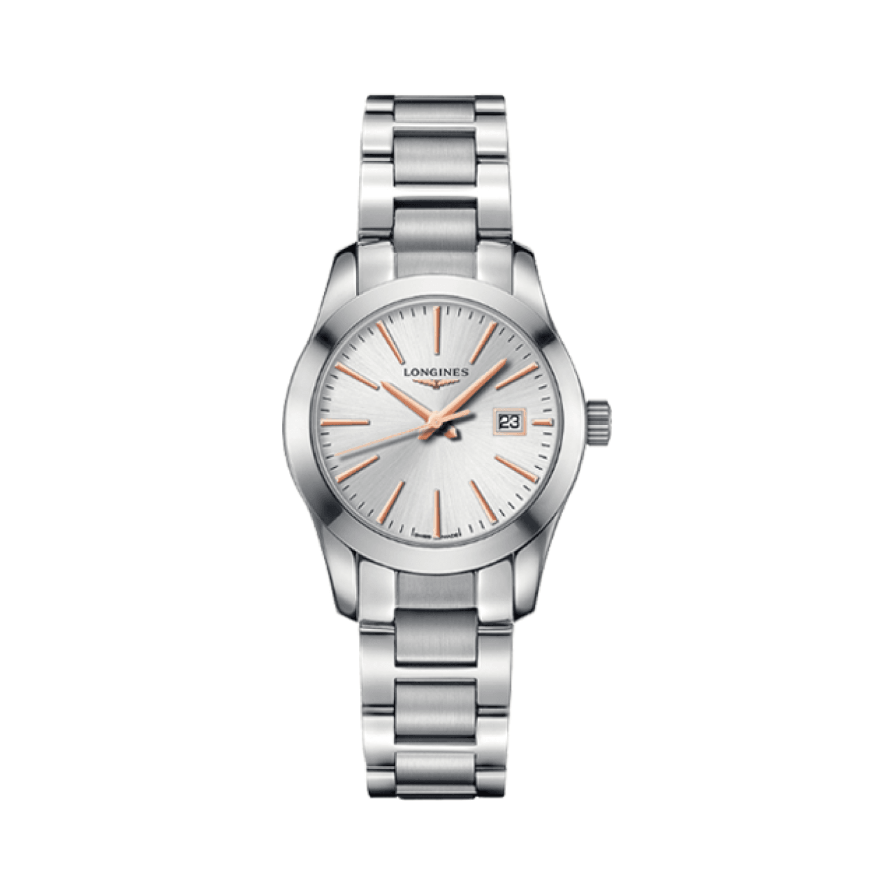 Longines Watches - L22864726 Conquest Classic | Manfredi Jewels