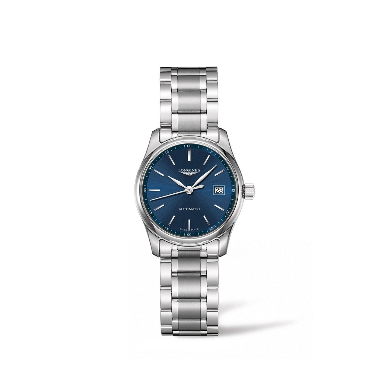 Longines Watches - Master Collection 29MM Blue Dial Automatic | Manfredi Jewels
