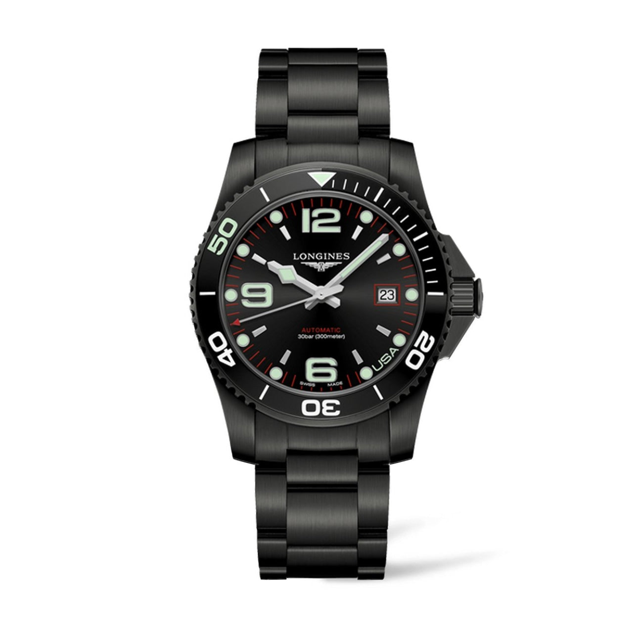 Longines Watches - Usa Exclusive Hydroconquest | Manfredi Jewels