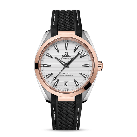 Omega Watches - Aqua Terra 150M Omega CoAxial Master Chronometer 41 Mm | Manfredi Jewels