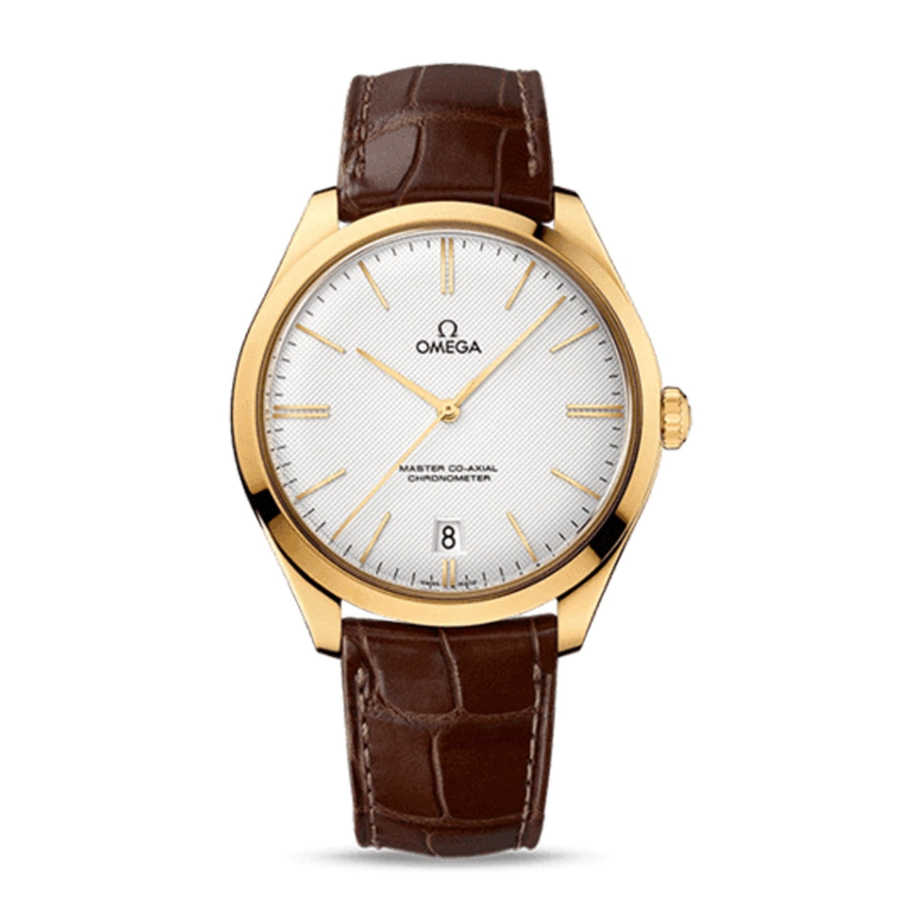 Omega Watches - De Ville Trésor Omega Master Co-Axial 40 MM | Manfredi Jewels