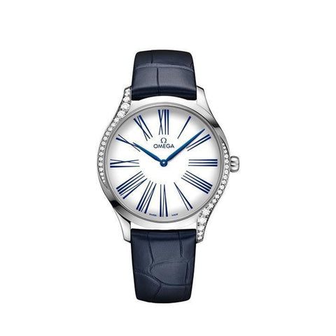 Omega Watches - De Ville Tresor Quartz | Manfredi Jewels