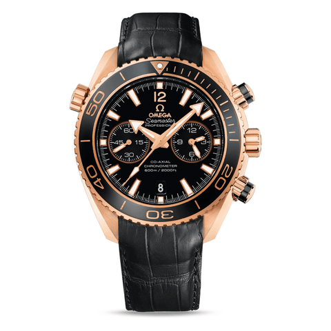 Omega Watches - Planet Ocean 600M Omega CoAxial Chronograph 45.5 Mm | Manfredi Jewels
