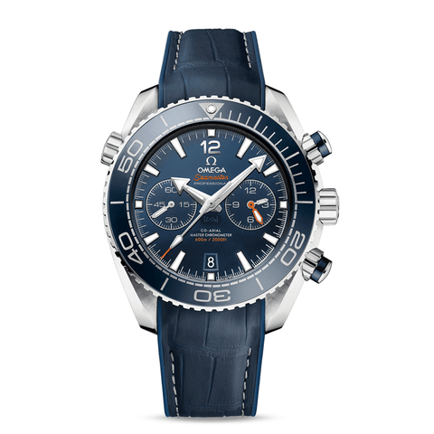 Omega Watches - PLANET OCEAN 600M OMEGA COAXIAL MASTER CHRONOMETER CHRONOGRAPH 45.5 MM | Manfredi Jewels