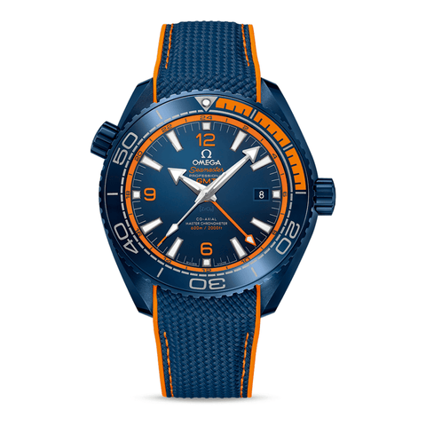 Omega Watches - Planet Ocean 600M Omega CoAxial Master Chronometer Gmt 45.5 Mm | Manfredi Jewels