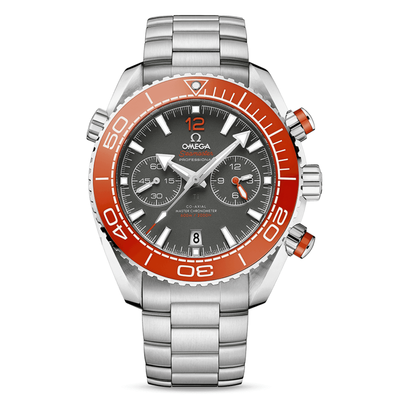 Omega Watches - PLANET Seamaster OCEAN 600M OMEGA CO‑AXIAL MASTER CHRONOMETER CHRONOGRAPH 45.5 MM | Manfredi Jewels
