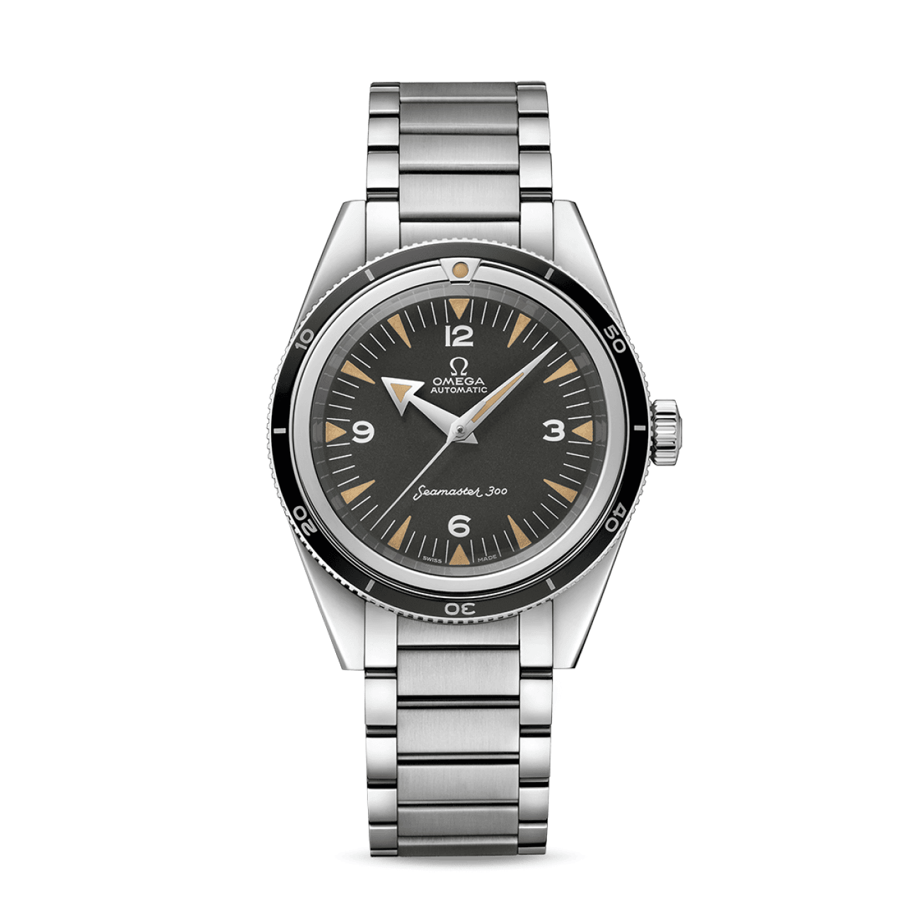 Omega Watches - Seamaster 300 Omega Co-Axial Master Chronometer 39 Mm | Manfredi Jewels