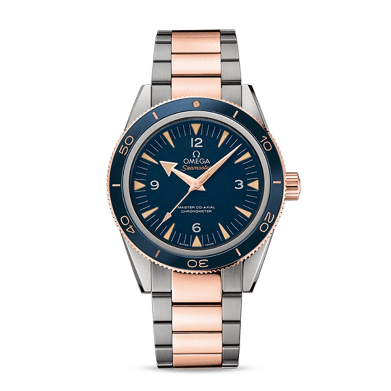 Omega Watches - Seamaster Seamaster 300 Omega Master Co-Axial 41 Mm | Manfredi Jewels