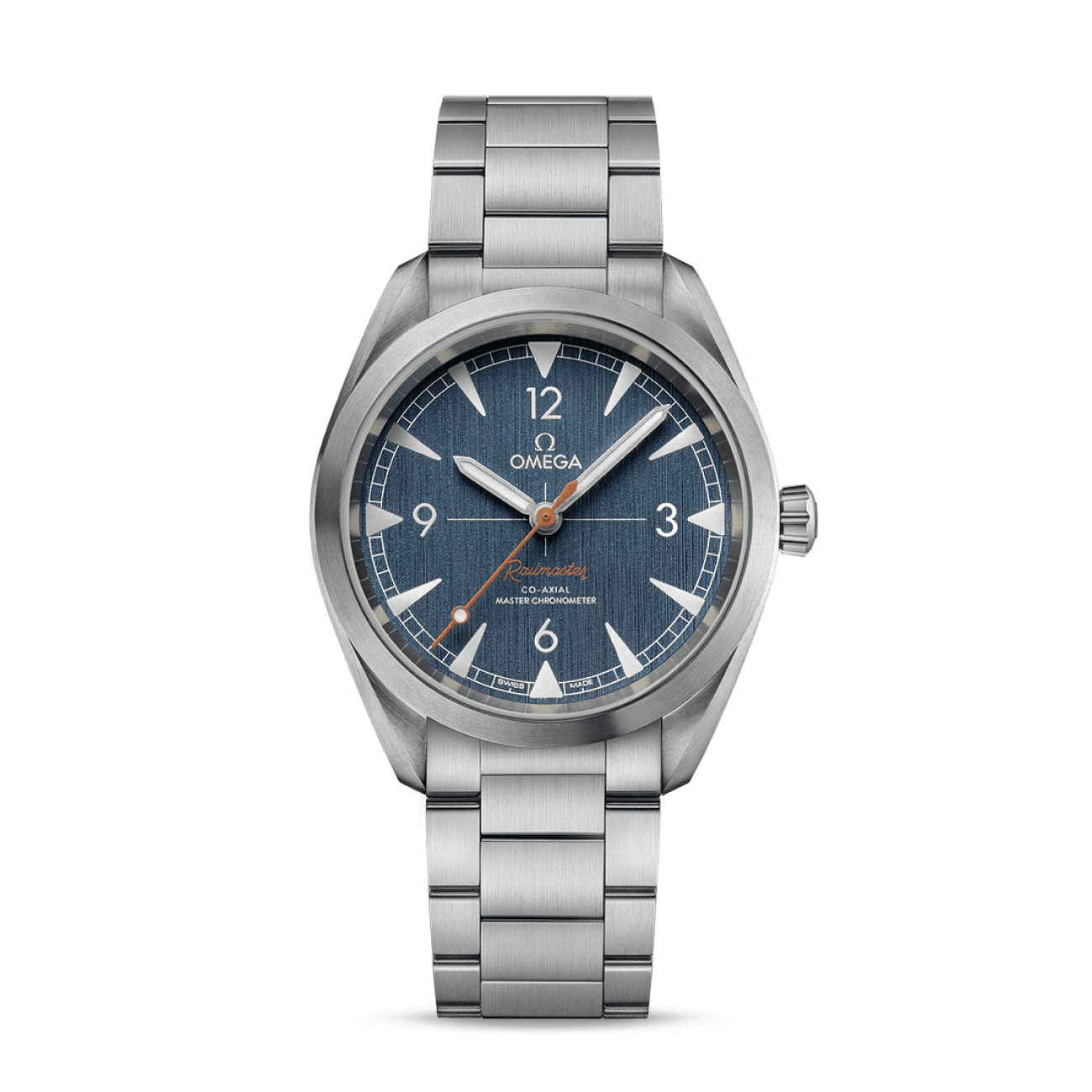 Omega Watches - Seamaster Omega Co-Axial Master Chronometer 40 MM | Manfredi Jewels