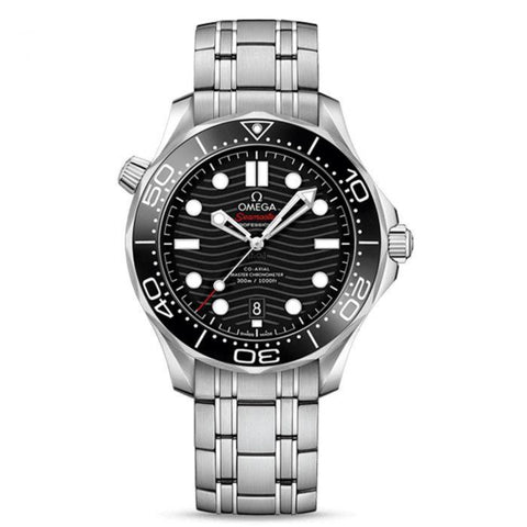 Omega Watches - Seamaster Diver 300 Co-Axial Watch | Manfredi Jewels