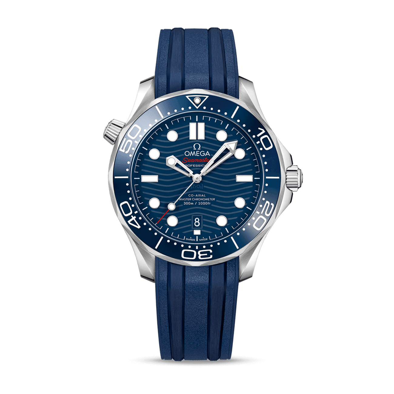 Omega Watches - DIVER 300M OMEGA COAXIAL MASTER CHRONOMETER 42 MM | Manfredi Jewels