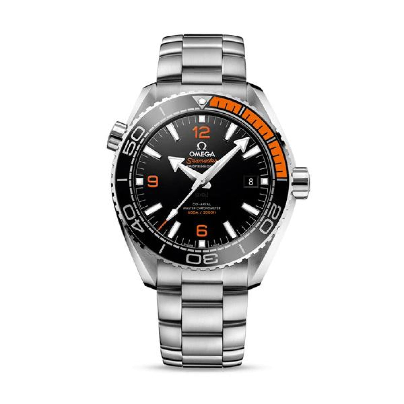 Omega Watches - Seamaster Planet Ocean 600 M Omega Co-Axial Master Chronometer | Manfredi Jewels