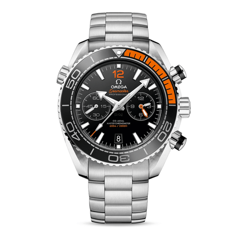 Omega Watches - Seamaster PLANET OCEAN 600M OMEGA COAXIAL MASTER CHRONOMETER CHRONOGRAPH 45.5 MM | Manfredi Jewels