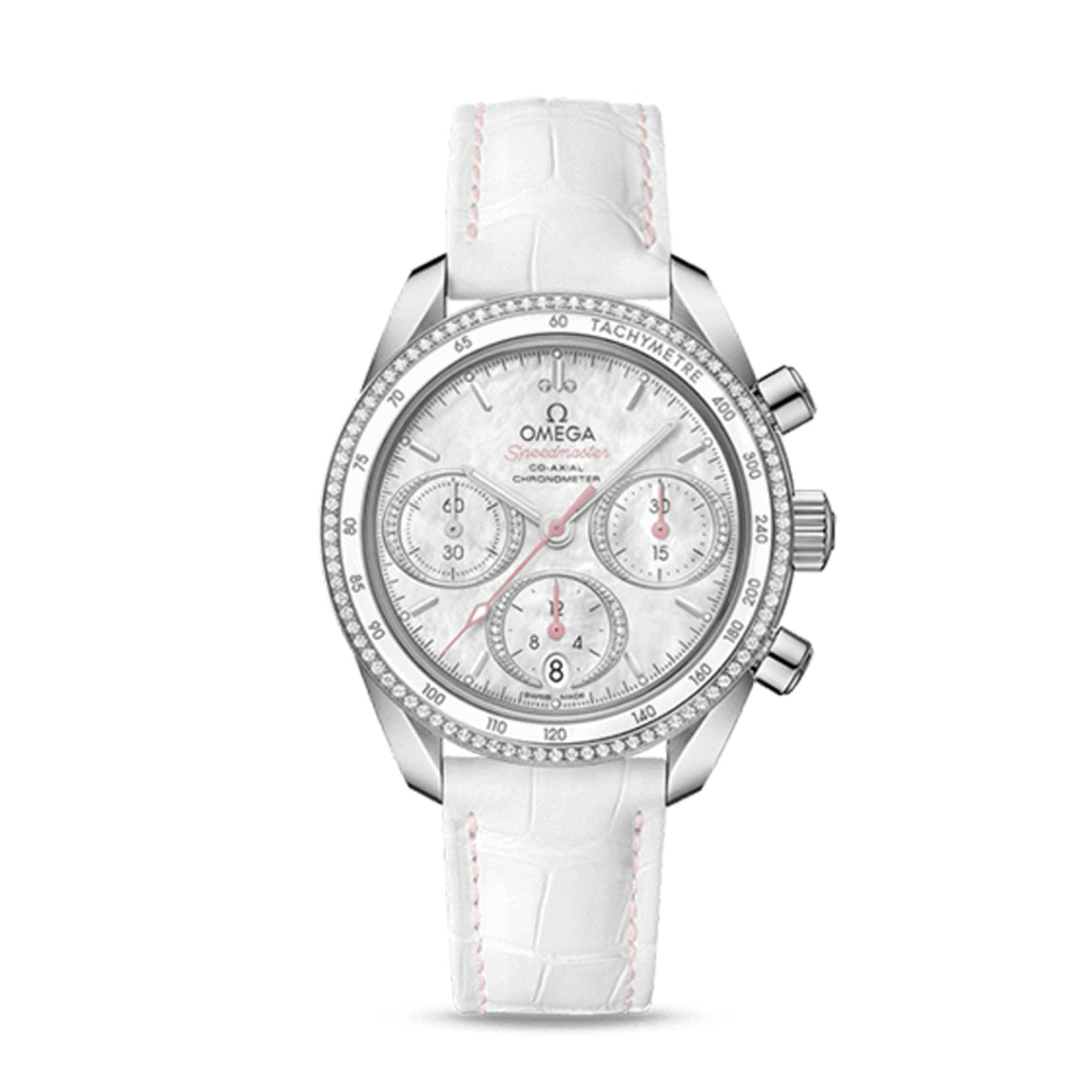 Omega Watches - Speedmaster Speedmaster 38 Co-Axial Chronograph 38 Mm | Manfredi Jewels
