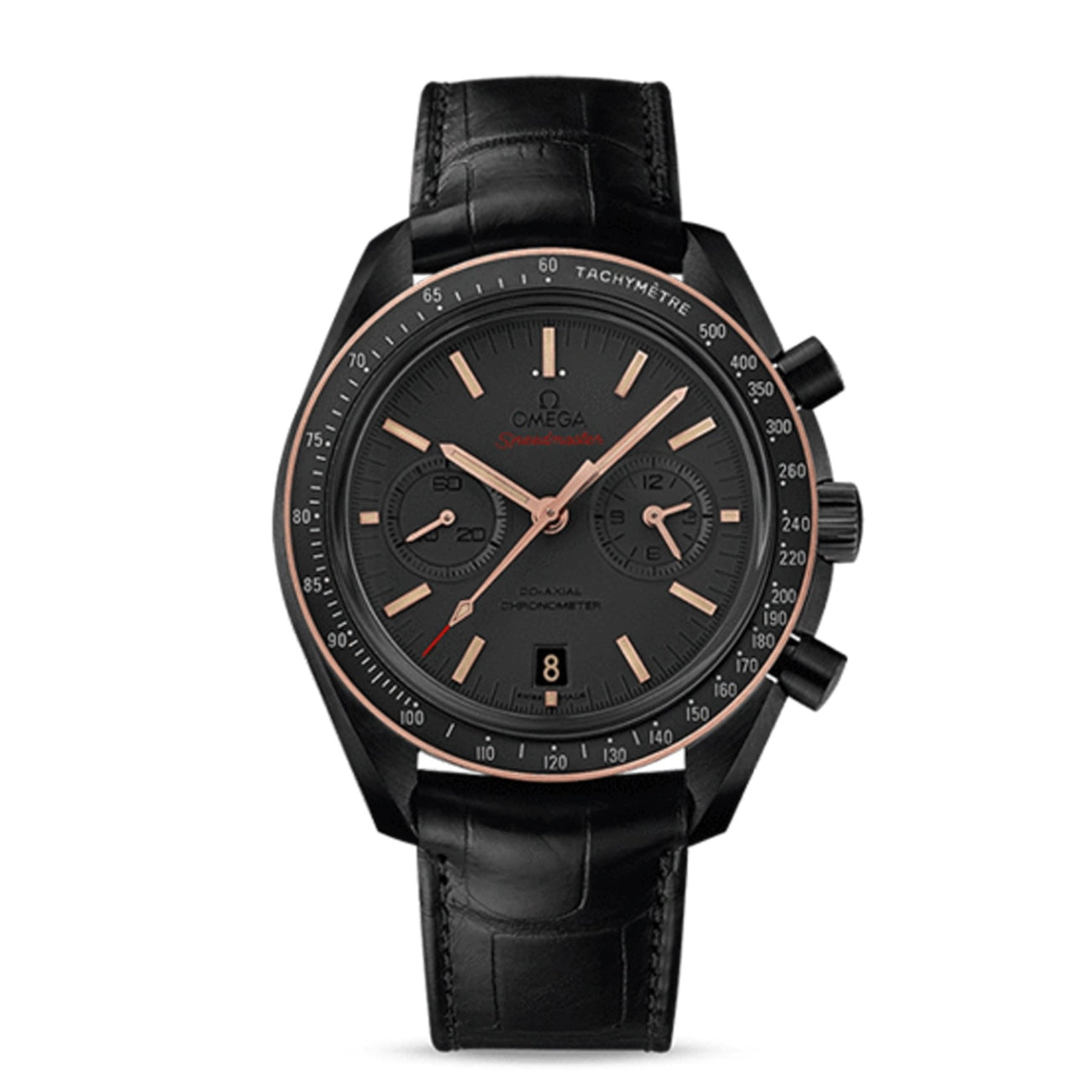Omega Watches - Speedmaster Moonwatch Omega Co-Axial Chronograph 44.25 Mm | Manfredi Jewels