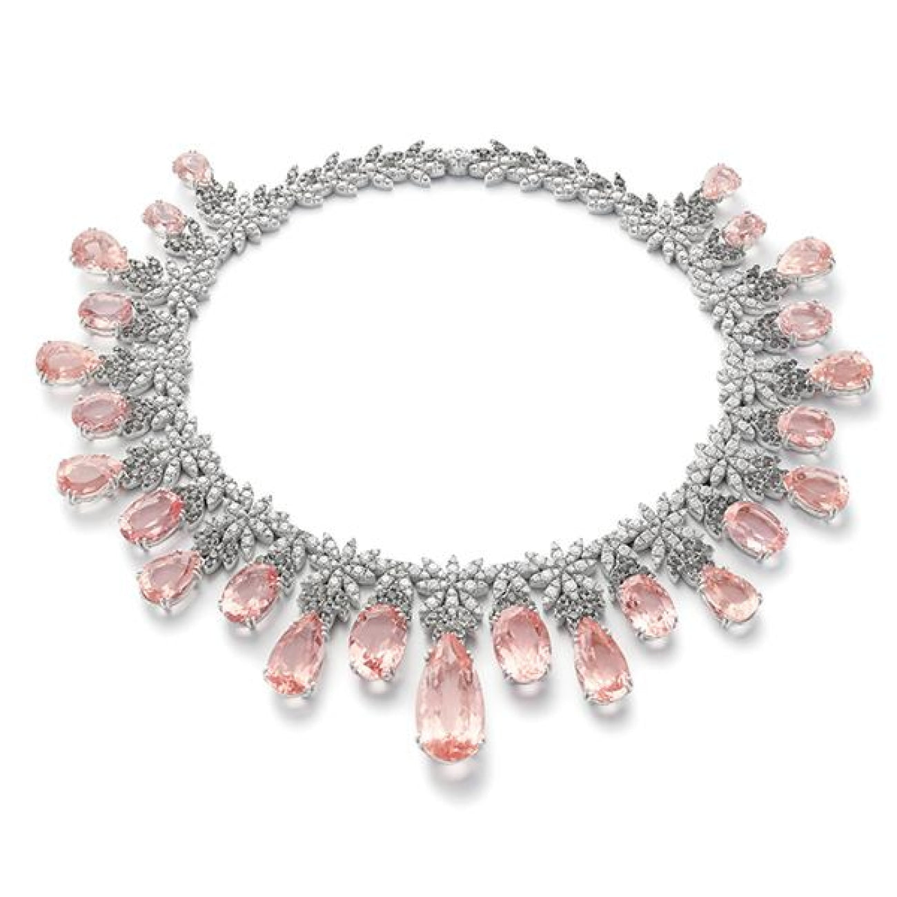 Pasquale Bruni Jewelry - Ghirlanda Haute Couture Necklace | Manfredi Jewels