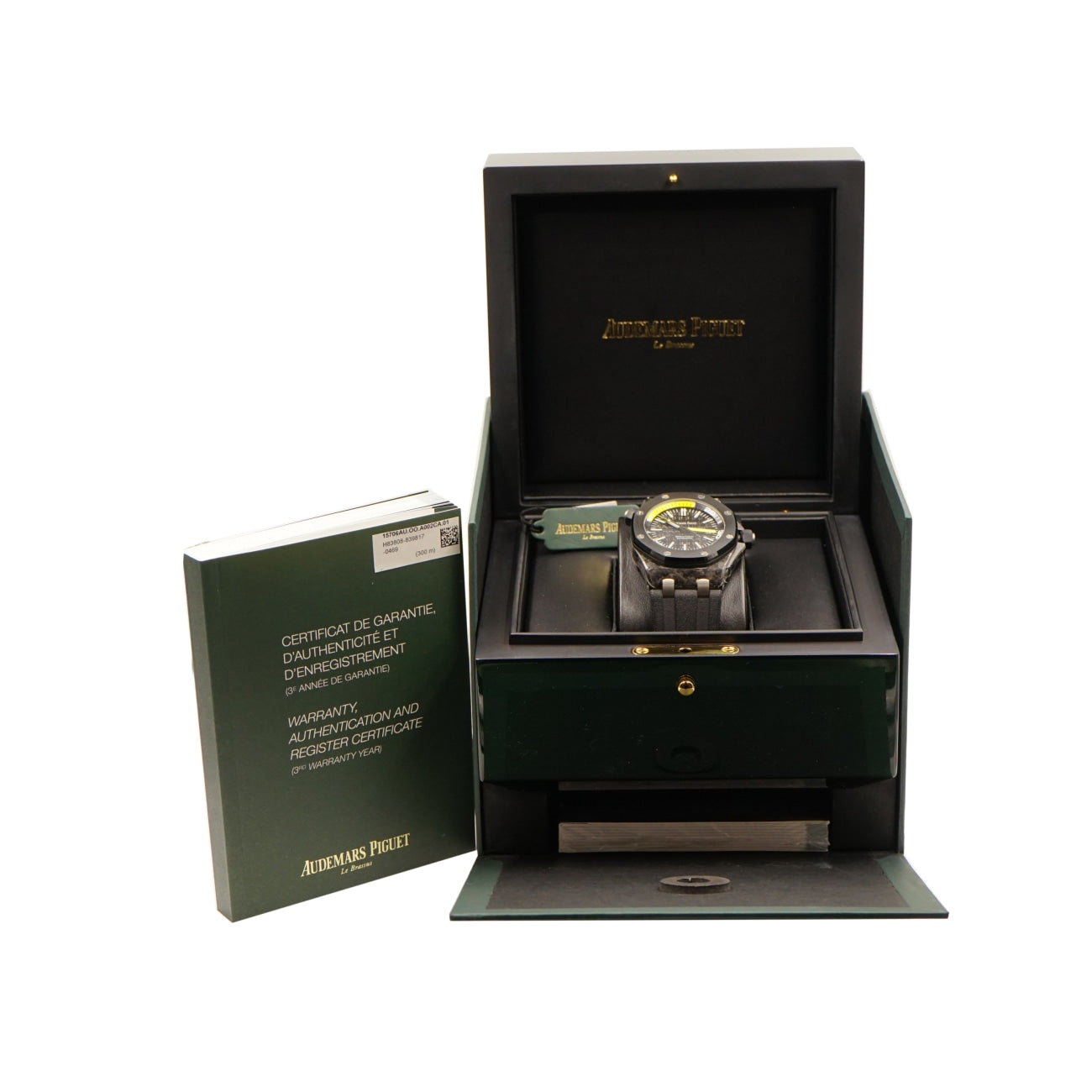 Pre-Owned Audemars Piguet Watches - Royal Oak Offshore Diver | Manfredi Jewels