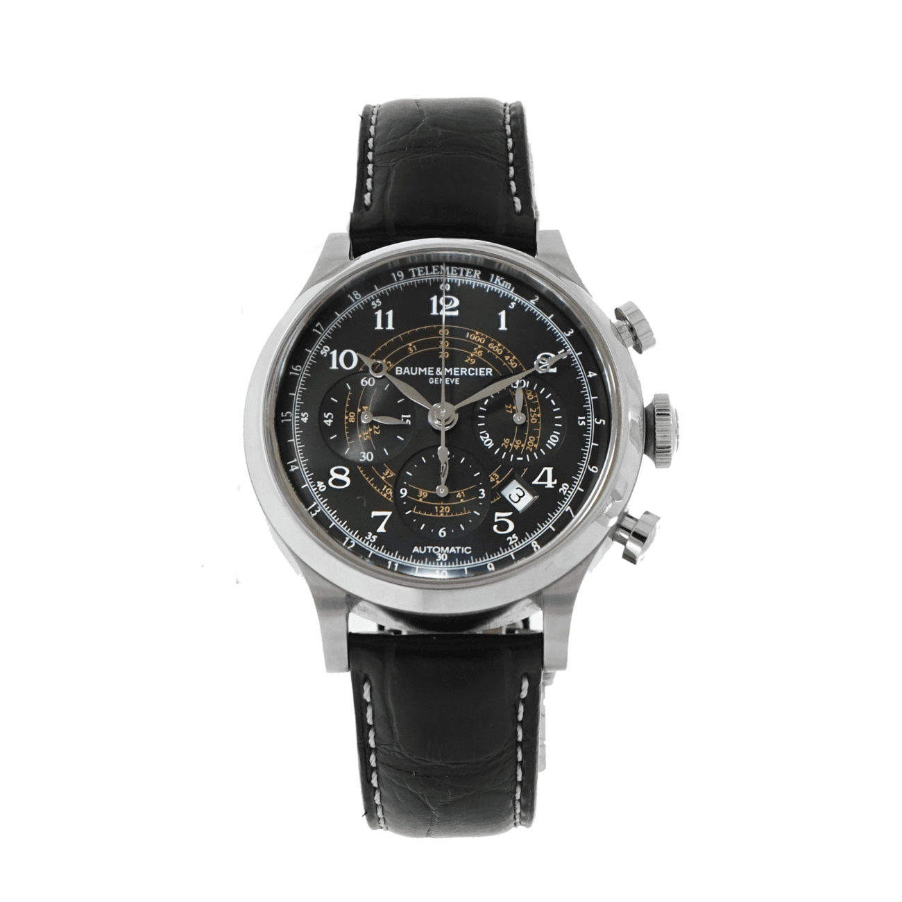 Pre-Owned Baume & Mercier Watches - Capeland chronograph | Manfredi Jewels