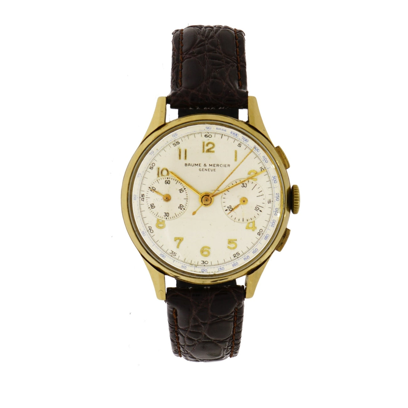 Pre-Owned Baume & Mercier Watches - Chronograph | Manfredi Jewels