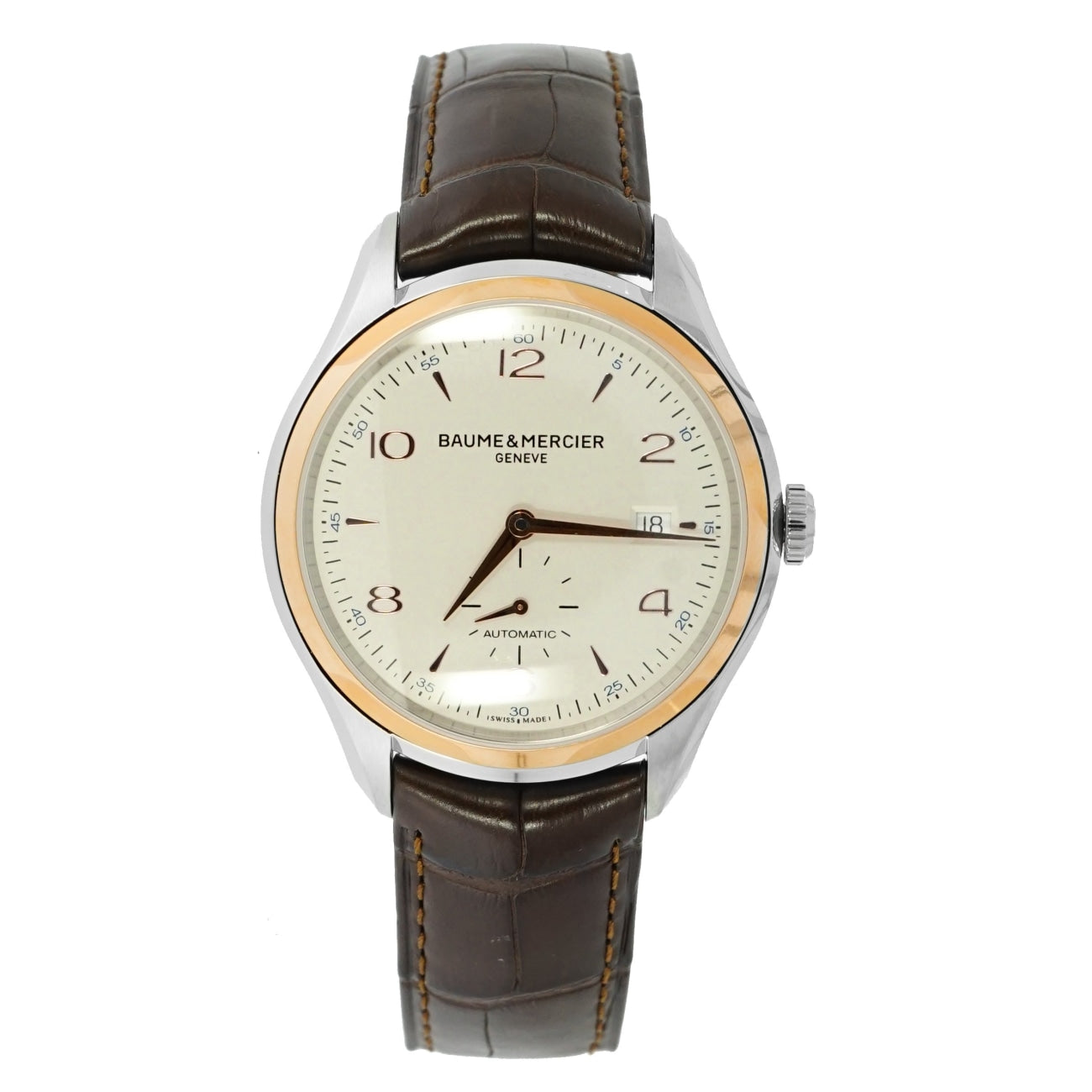 Pre-Owned Baume & Mercier Pre-Owned Watches - Clifton 10139 | Manfredi Jewels