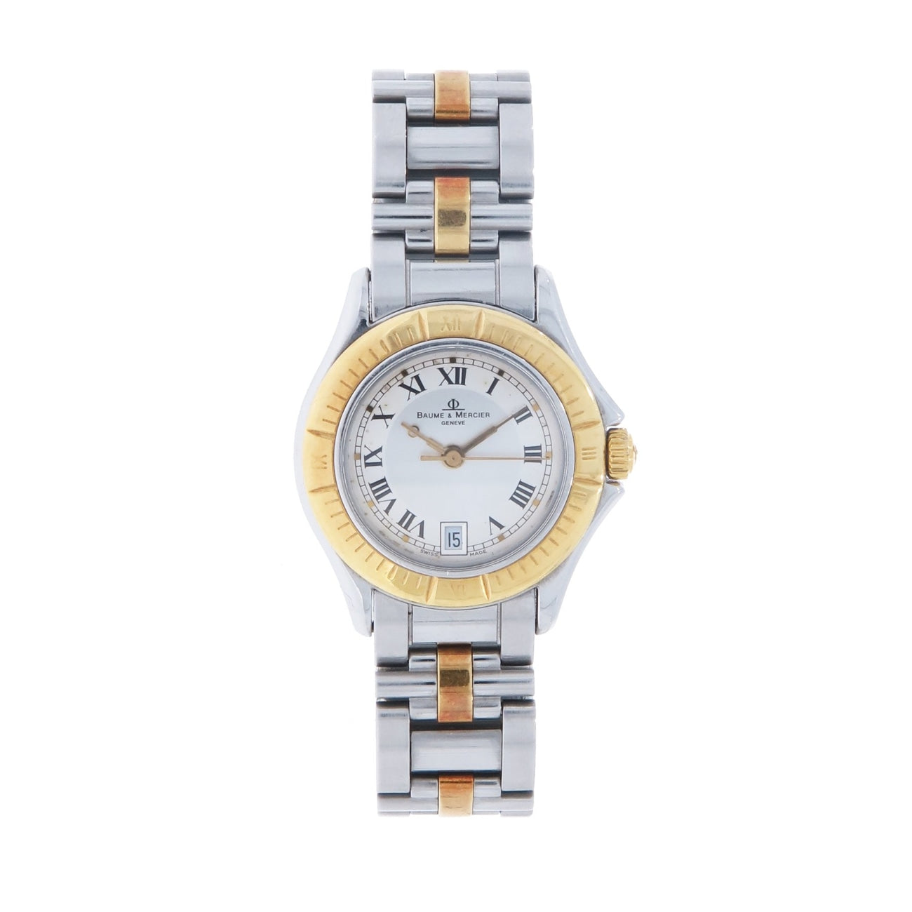 Pre-Owned Baume & Mercier Pre-Owned Watches - Malibu | Manfredi Jewels