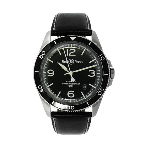 Pre-Owned Bell & Ross Watches - Bell & Ross Vintage BRV2-92 | Manfredi Jewels