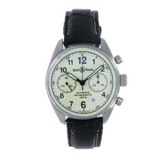 Pre-Owned Bell & Ross Watches - Vintage Chronograph | Manfredi Jewels