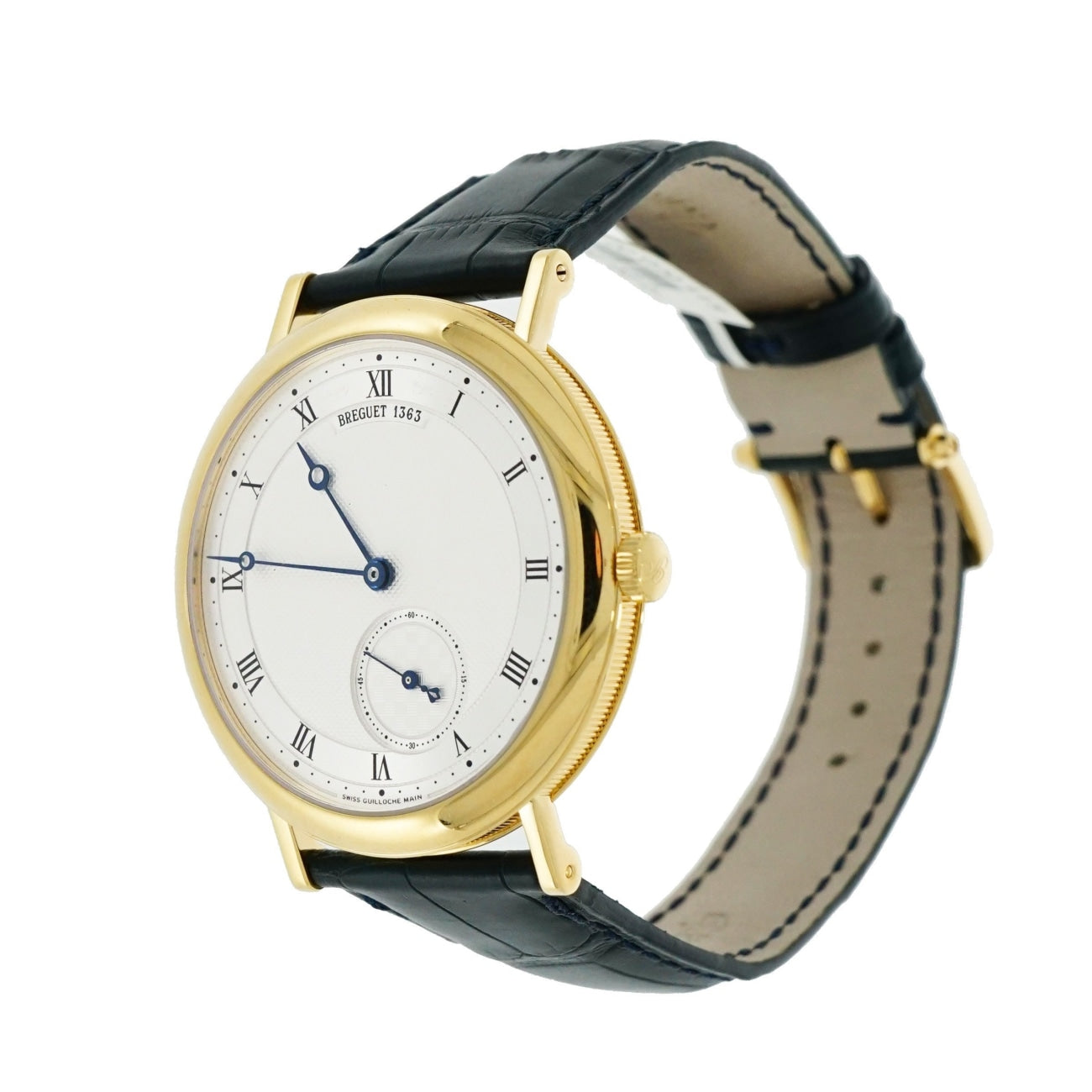 Pre-Owned Breguet Watches - Classic 18 Karat Yellow Gold | Manfredi Jewels