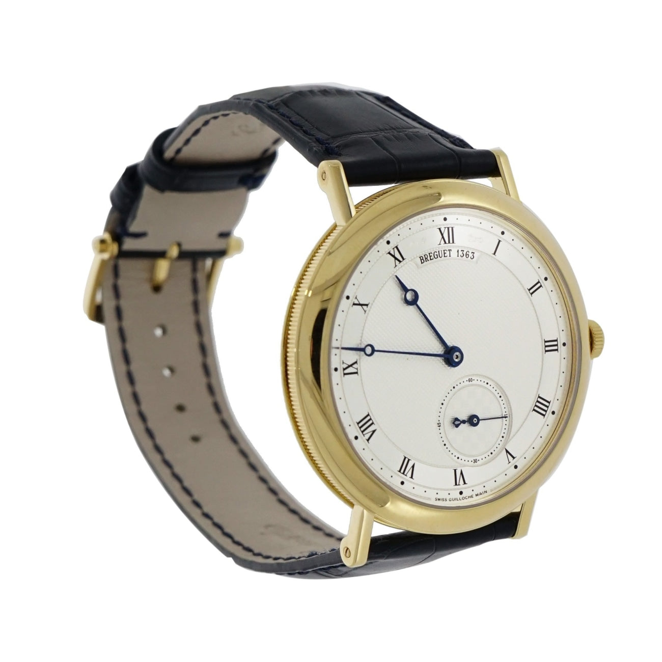 Pre-Owned Breguet Pre-Owned Watches - Classic 18 Karat Yellow Gold | Manfredi Jewels