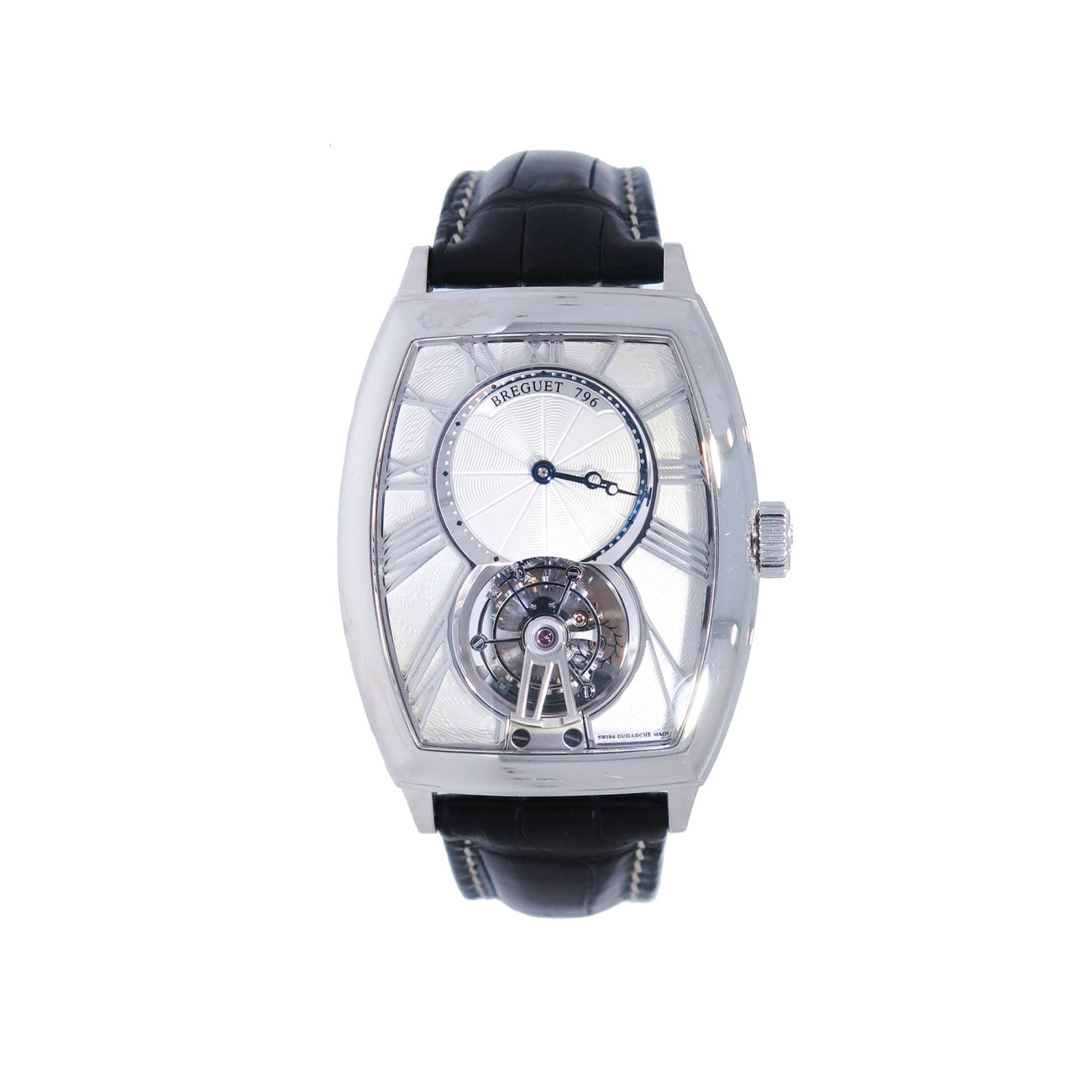 Pre-Owned Breguet Watches - Heritage Tourbillon | Manfredi Jewels