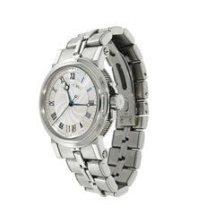 Pre-Owned Breguet Watches - Marine Automatic Stainless Steel | Manfredi Jewels