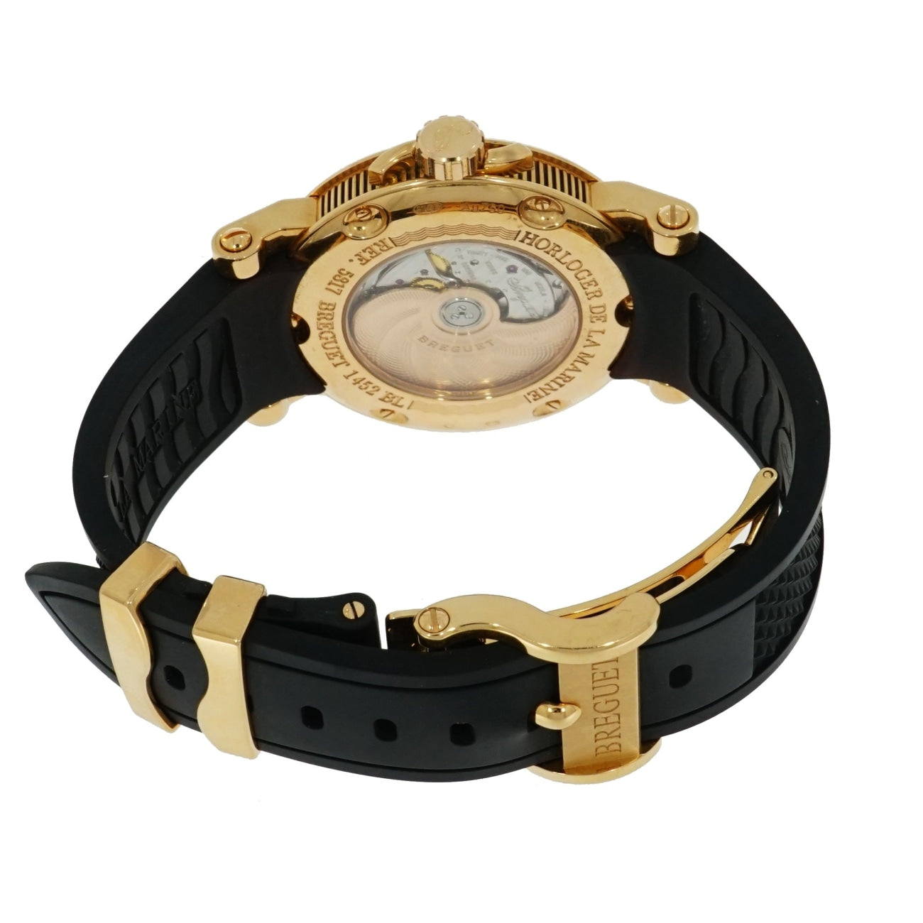 Pre-Owned Breguet Watches - Marine | Manfredi Jewels