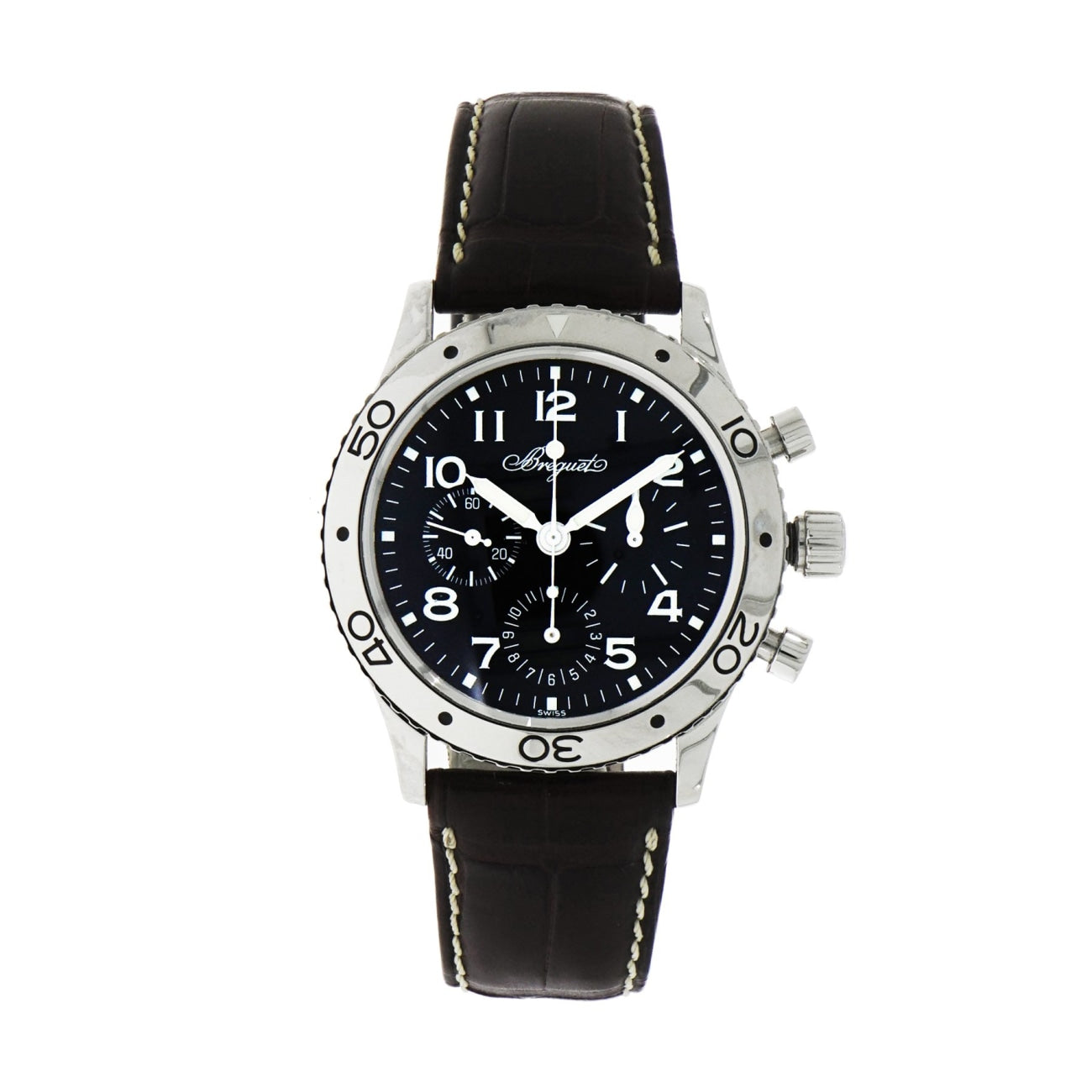 Pre-Owned Breguet Watches - Type XX | Manfredi Jewels