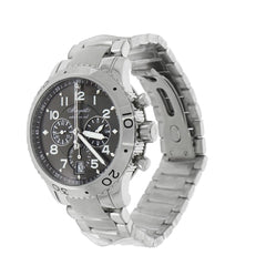 Pre-Owned Breguet Watches - Breguet Type XXI Flyback Chronograph in Stainless Steel | Manfredi Jewels